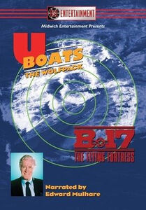 U-boats: The Wolfpack /  B-17: Flying Fortress (Documentary Double  Feature)