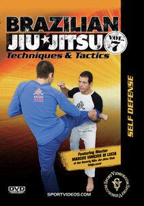 Brazilian Jiu-Jitsu Techniques And Tactics, Vol. 7: Self Defense