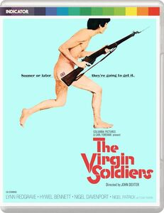The Virgin Soldiers [Import]