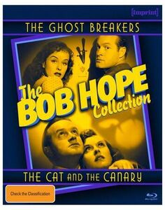 Bob Hope Collection: The Cat and the Canary /  The Ghost Breakers [Import]
