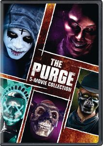 The Purge: 5-Movie Collection