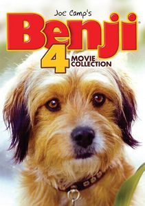 Benji: 4 Movie Set