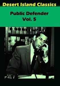 Public Defender: Volume 5