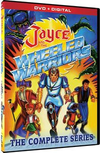 Jayce and the Wheeled Warriors: Complete Series + Digital