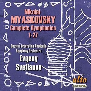 Myaskovsky: Complete Symphonies 1-27