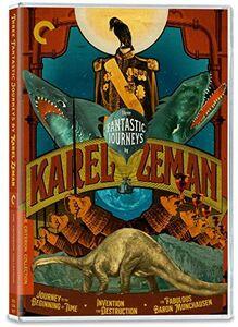 Three Fantastic Journeys by Karel Zeman (Criterion Collection)