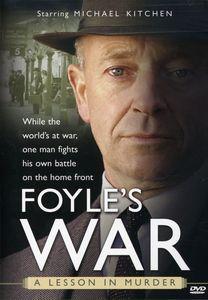 Foyle's War: A Lesson In Murder [TV Mini Series]