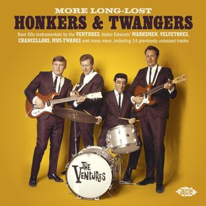 More Long-Lost Honkers & Twangers /  Various [Import]