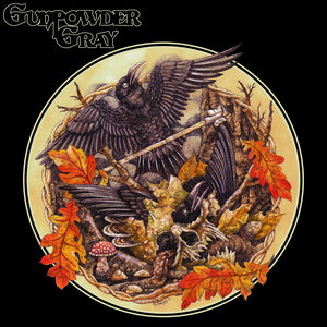 Gunpowder Gray