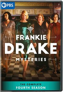 Frankie Drake Mysteries: The Complete Fourth Season