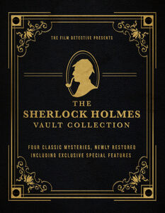 The Sherlock Holmes Vault Collection