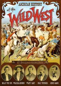 American History of the Wild West 12 Eps (2 DVD)