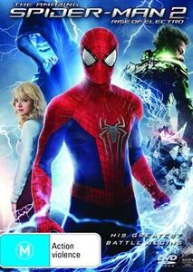The Amazing Spider-man: Rise of Electro (aka The Amazing Spider-man) [Import]
