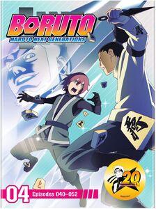 Boruto: Naruto Next Generations Set 4