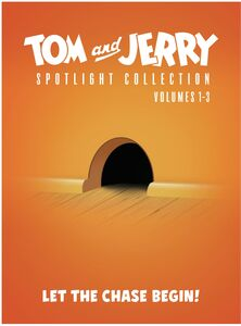 Tom and Jerry Spotlight Collection: Volumes 1-3