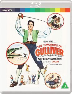 The 3 Worlds of Gulliver [Import]