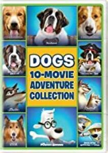 Dogs: 10-Movie Adventure Collection
