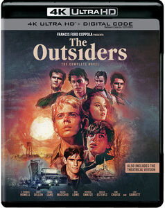 The Outsiders (The Complete Novel and Original Theatrical Version)