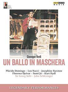 Un Ballo in Maschera - Salzburger Festspiele 1990