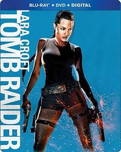 Lara Croft: Tomb Raider (Steelbook)