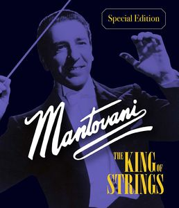 Mantovani - The King Of Strings