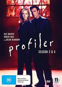 Profiler: Seasons 3 & 4 [Import]