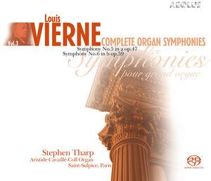 Complete Organ Symphonies 3