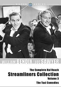 The Complete Hal Roach Streamliners Collection: Volume 3: The Taxi Comedies