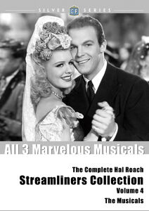 The Complete Hal Roach Streamliners Collection, Volume 4: The Musicals