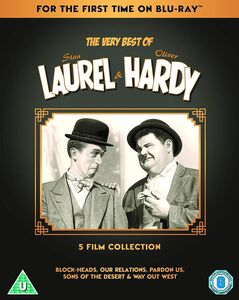 The Very Best of Stan Laurel & Oliver Hardy: 5-Film Collection [Import]