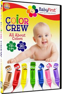 Color Crew: All About Colors