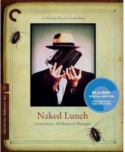 Criterion Collection: Naked Lunch