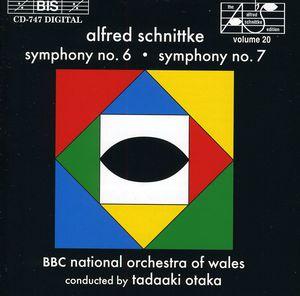 Symphony 6 /  Symphony 7