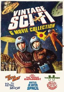 Vintage Sci-Fi: 6 Movie Collection