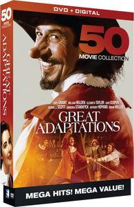 Great Adaptations: 50 Movie MegaPack