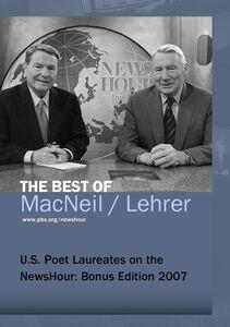 U.S. Poet Laureates on the Newshour: Bonus Edition 2007