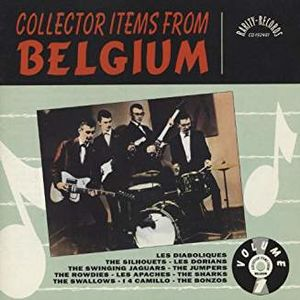 Collector Items from Belgium 1