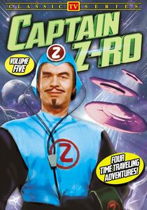 Captain Z-ro: Volume 5