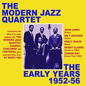 Early Years 1952-56