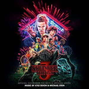 Stranger Things 3 (original Score From Netflix Series)