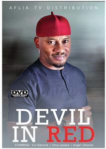 Devil In Red