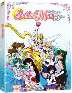 Sailor Moon Sailor Stars Pt 2: Season 5