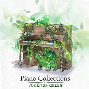 Piano Collections: Pokemon Green