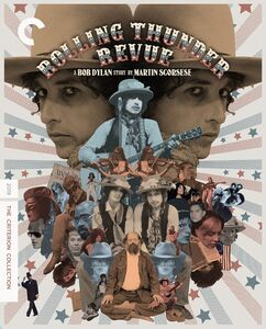 Rolling Thunder Revue: A Bob Dylan Story by Martin Scorsese (Criterion Collection)