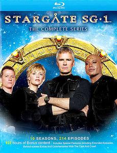 Stargate Atlantis: The Complete Series: Season 1-5