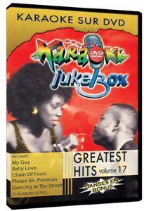 Karaoke Jukebox: Volume 17 Greatest Hits Motown