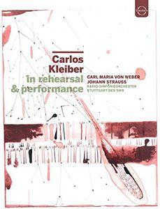 Carlos Kleiber-In Rehearsal & Performance