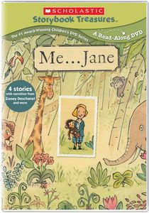Me Jane and More Stories About Girl Power