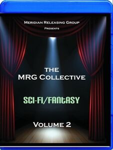 MRG Collective Sci-fi/ Fantasy, Vol. 2