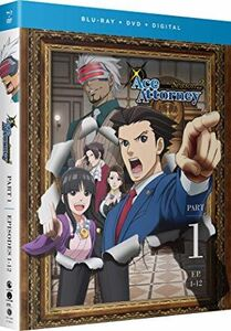 Ace Attorney: Season Two Part One